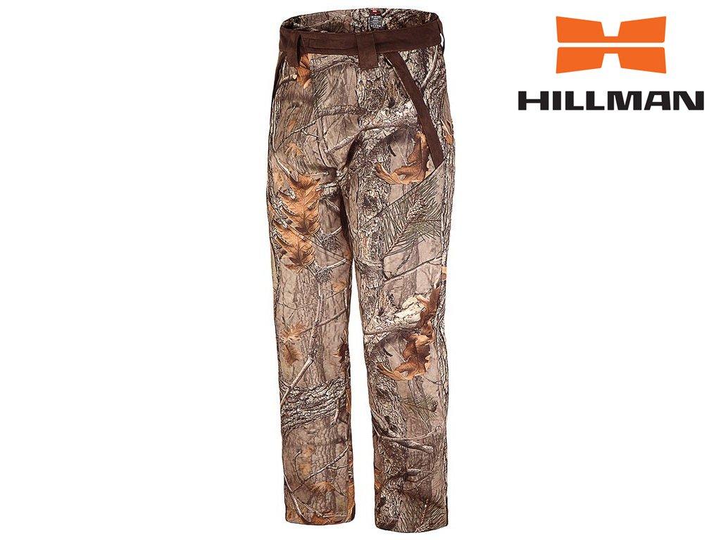 Windarmour lovecké kalhoty jaro podzim b. Kamufláž