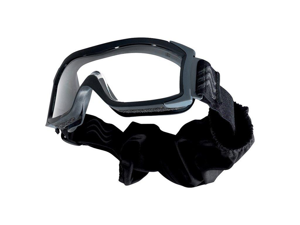 Brýle taktické BOLLE X-1000 ČERNÉ