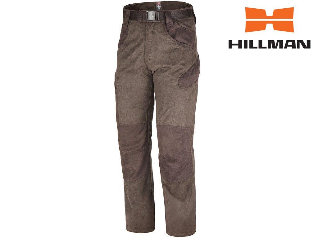 XPR S Pants letní kalhoty b. Dub
