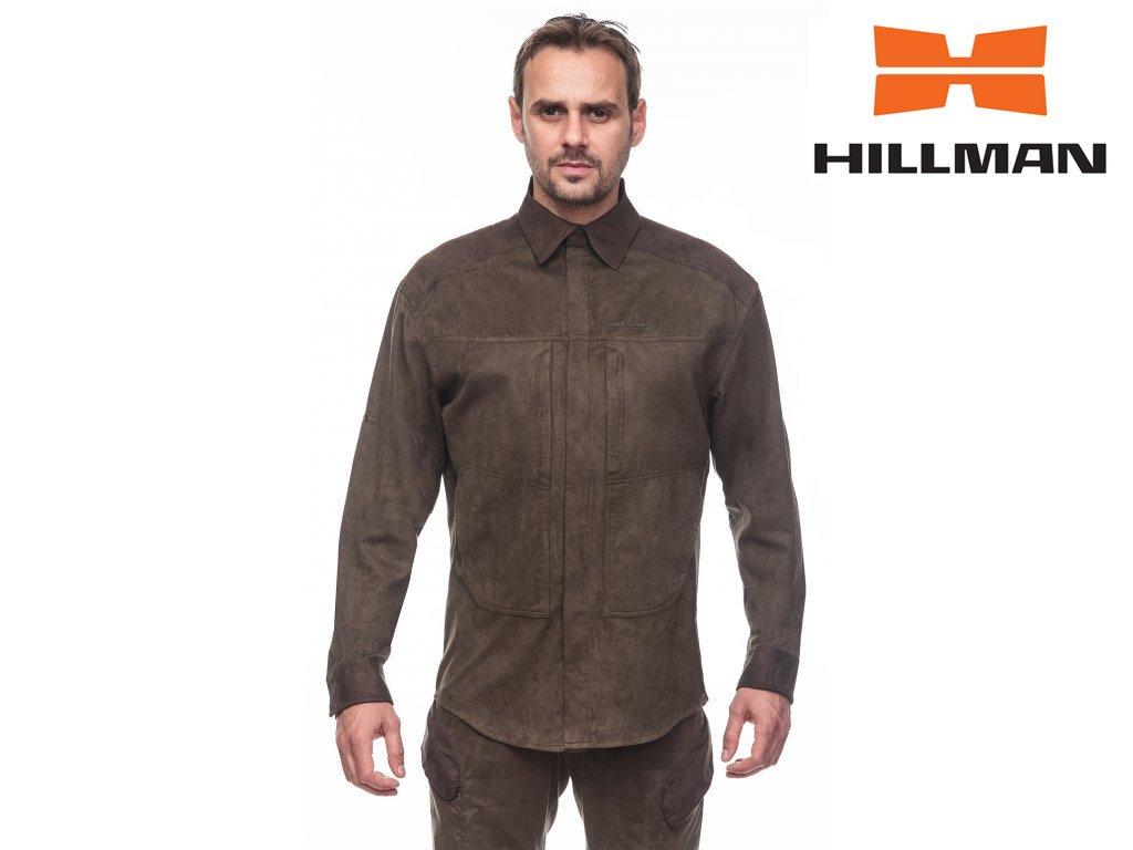 XPR Shirt Magnetic myslivecká košile b. Dub