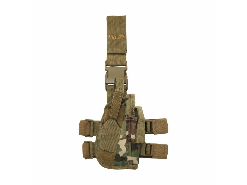 Pouzdro pistolové stehenní VIPER VCAM