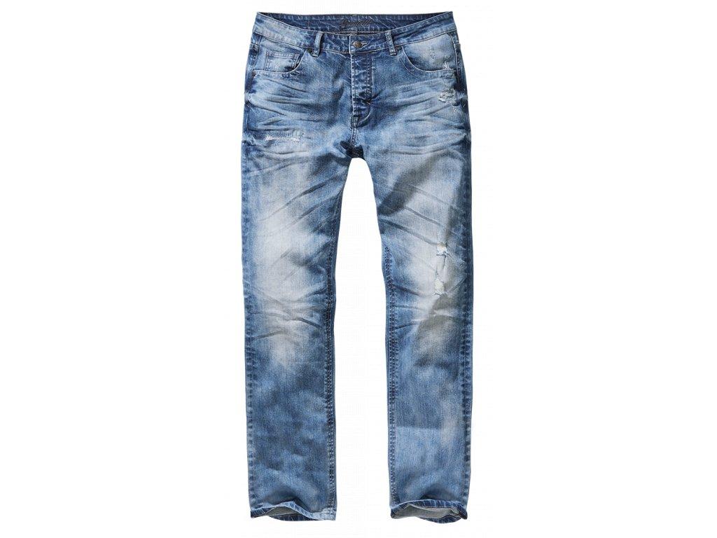 Rifle Brandit Will Denim Jeans modré