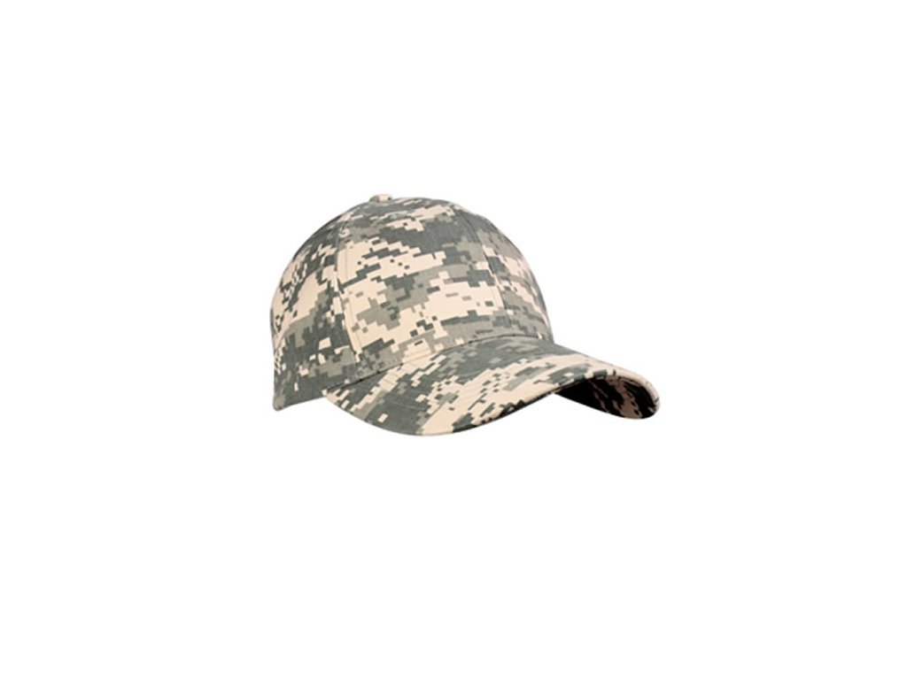 Čepice baseball DIGITAL ARMY ACU DIGITAL