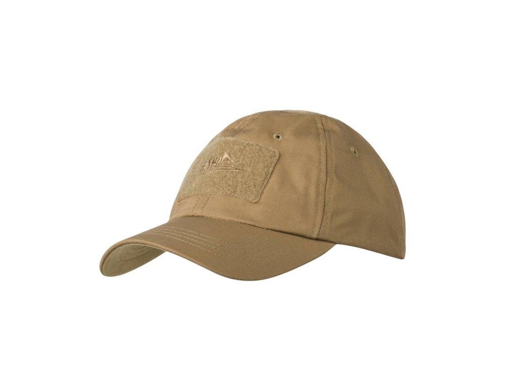 Čepice baseball suchý zip rip-stop COYOTE