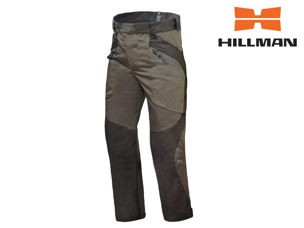 Novel Pants kalhoty letní b. Dub
