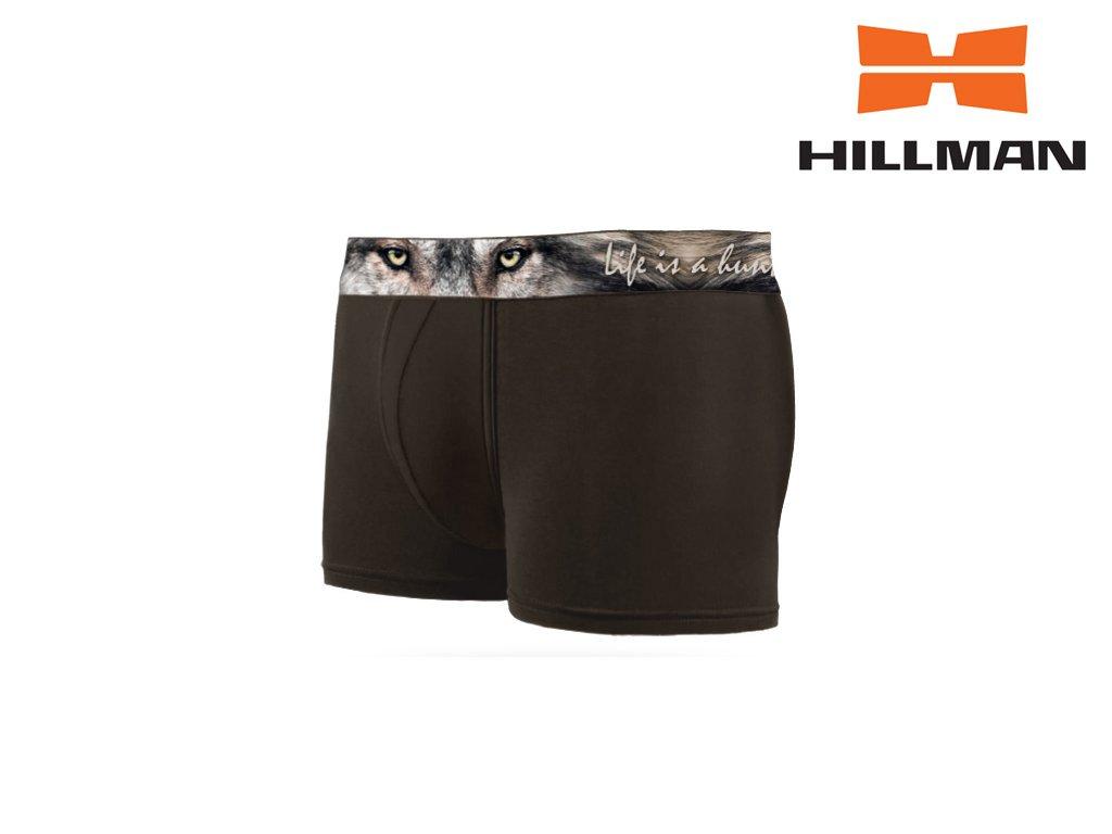 Boxerky Hillman Hunting