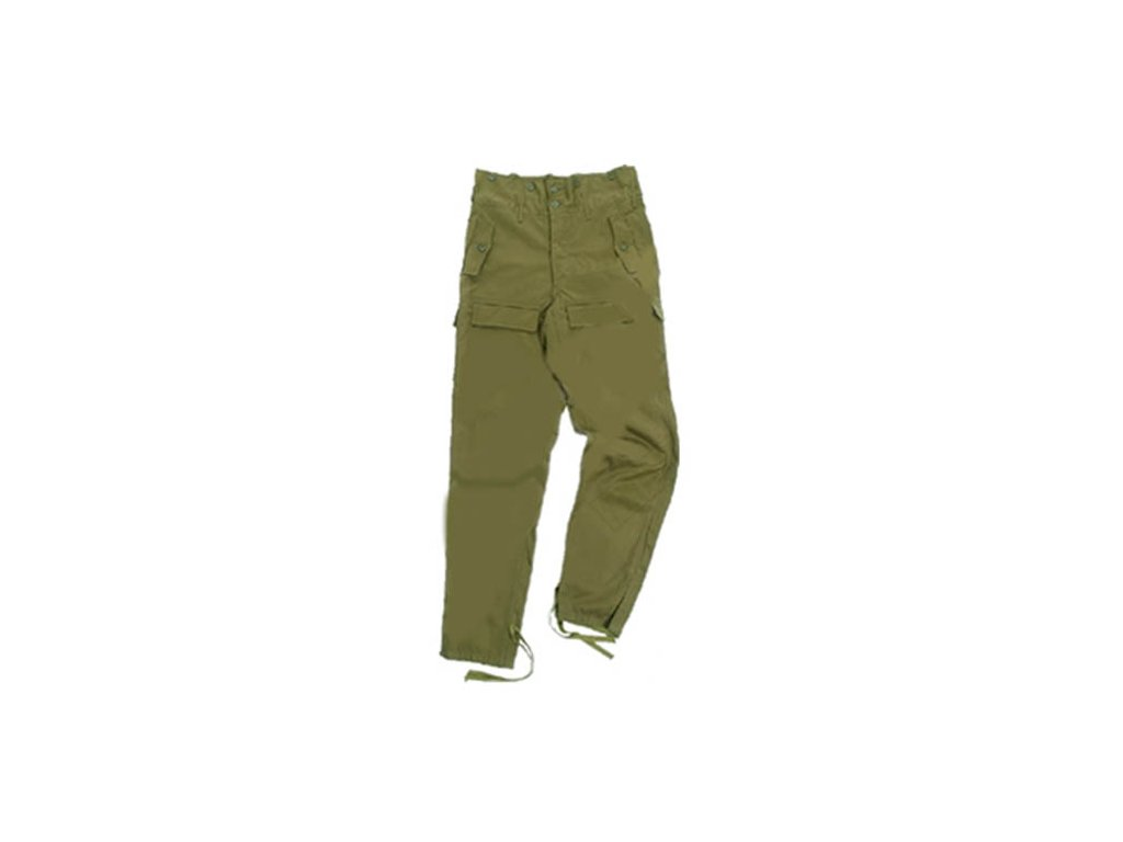 Kalhoty vz.85 nové zelené