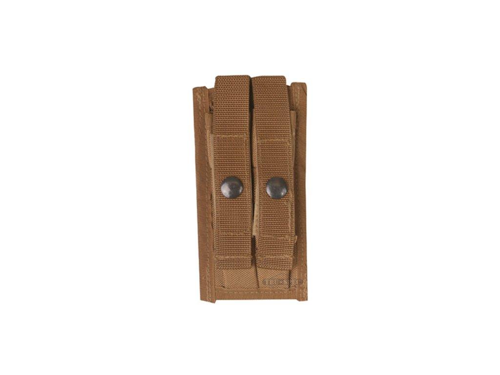 umka MOLLE na zásobník 2x M9 COYOTE