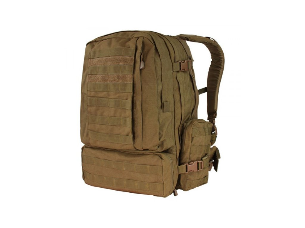 Batoh MOLLE 3-DAYS ASSAULT - COYOTE BROWN