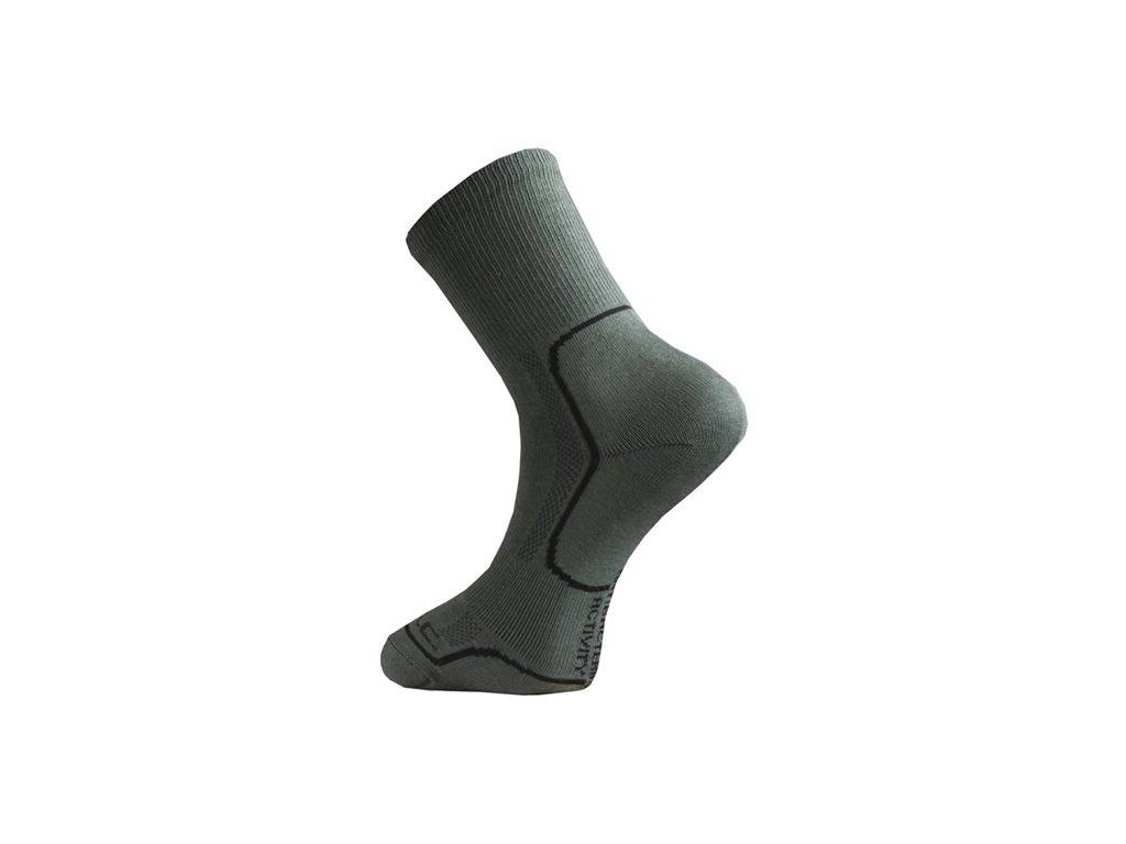 Ponožky BATAC Classic ZELENÉ