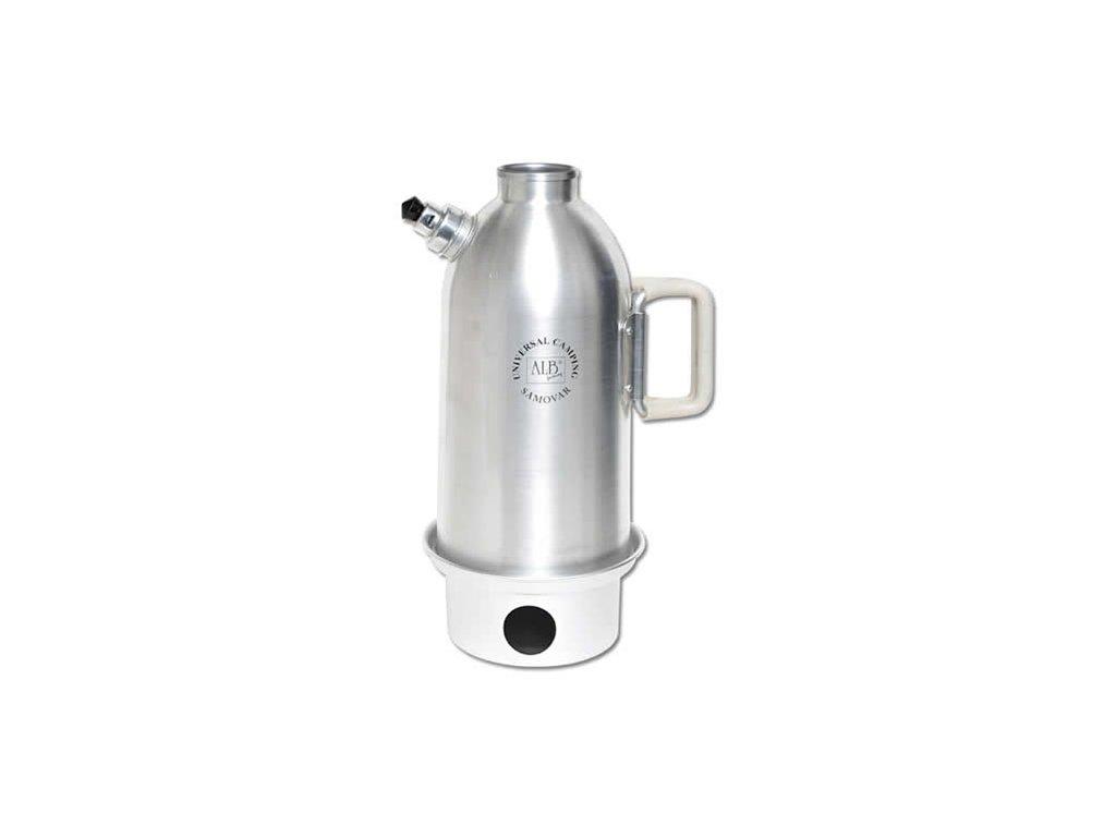 Samovar kempinkový PRO 1,2l hliníkový