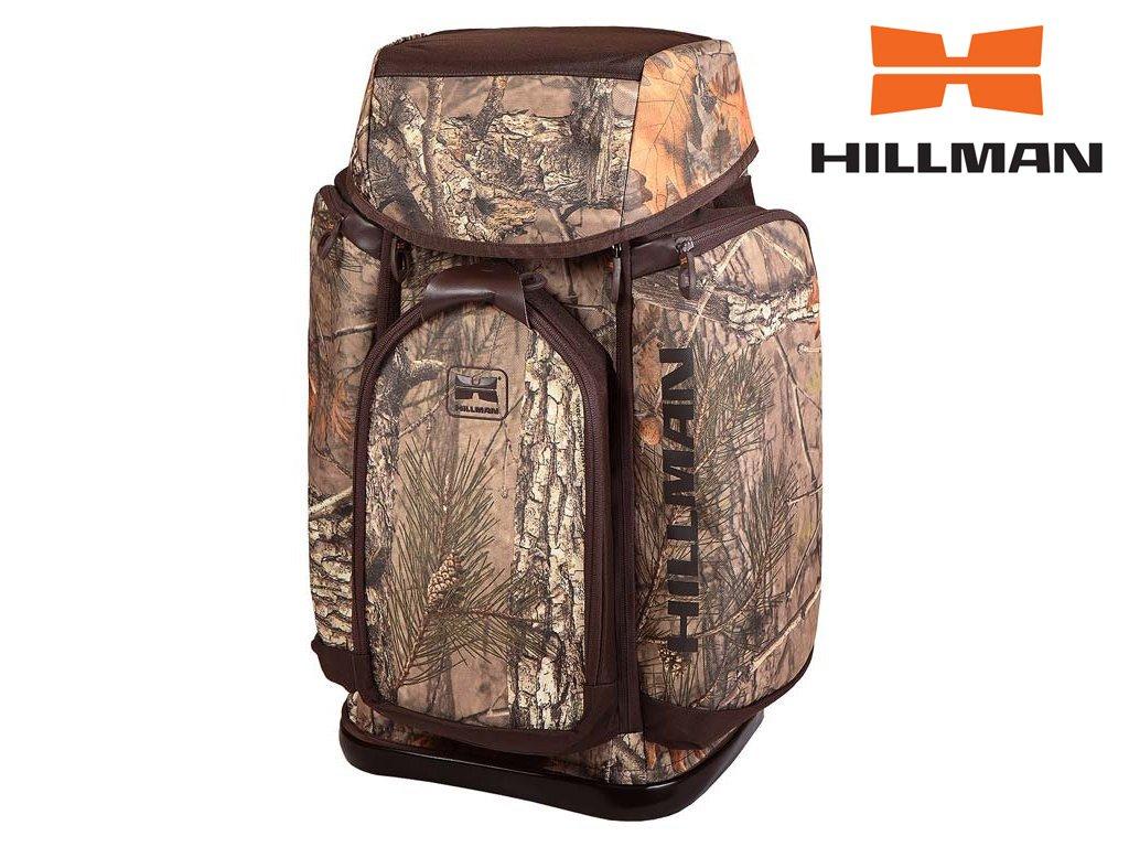 Chairpack lovecký batoh se stoličkou b. 3DX Kamufláž