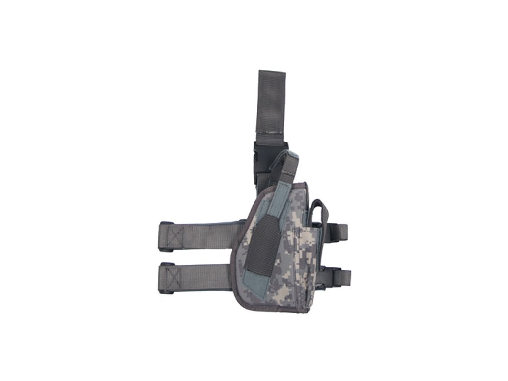 Pouzdro stehenní na zbraň pravé ACU DIGITAL
