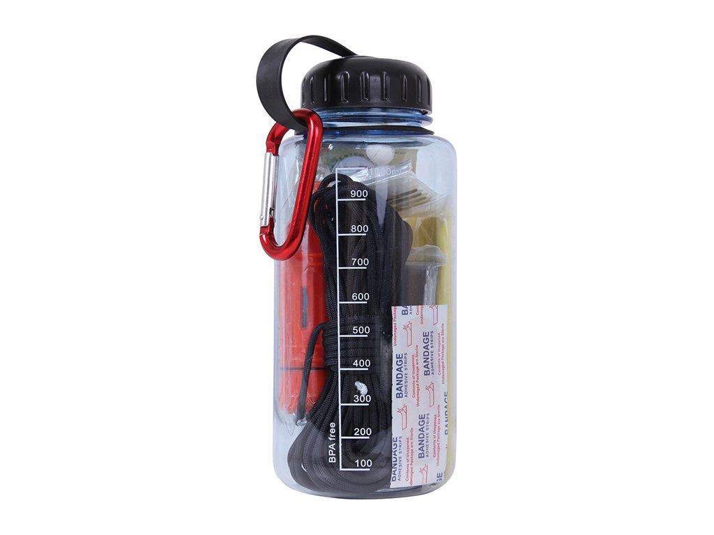 Láhev SURVIVAL KIT 1 litr