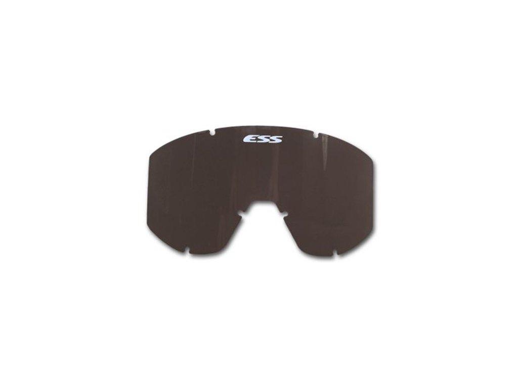 klo náhradní pro taktické brýle řady STRIKER TMAVÉ