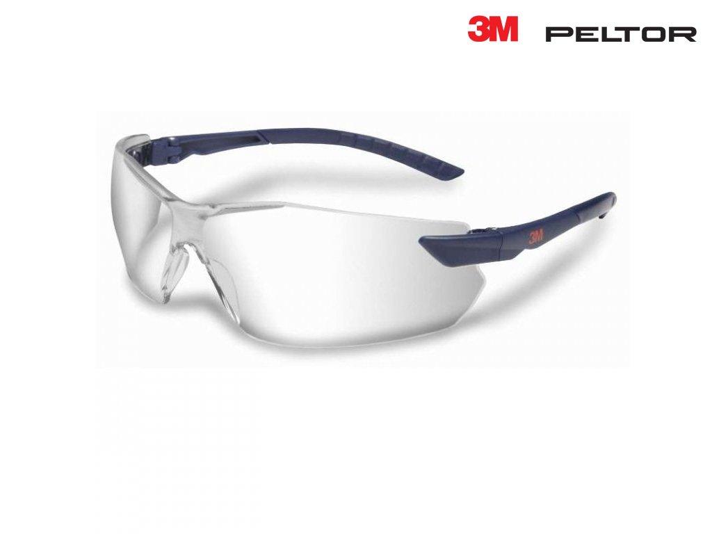Střelecké brýle 3M čiré