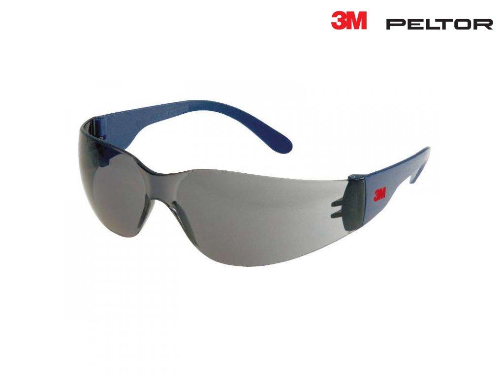 Střelecké brýle 3M Classic tmavé