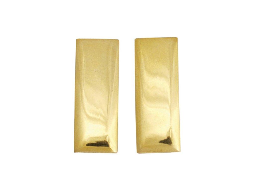 Odznak hodnostní US 2ND LT GOLD