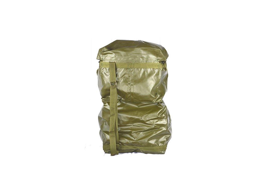 Batoh na výstroj AČR vz.90 pogumovaný ZELENÝ