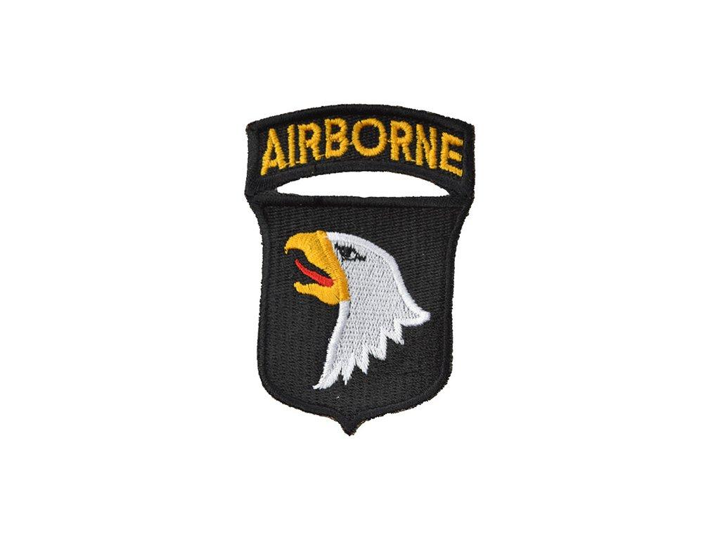 ášivka 101st AIRBORNE DIVISION - BAREVNÁ