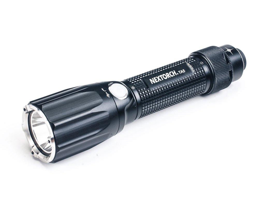 Taktická svítilna NexTorch TA5