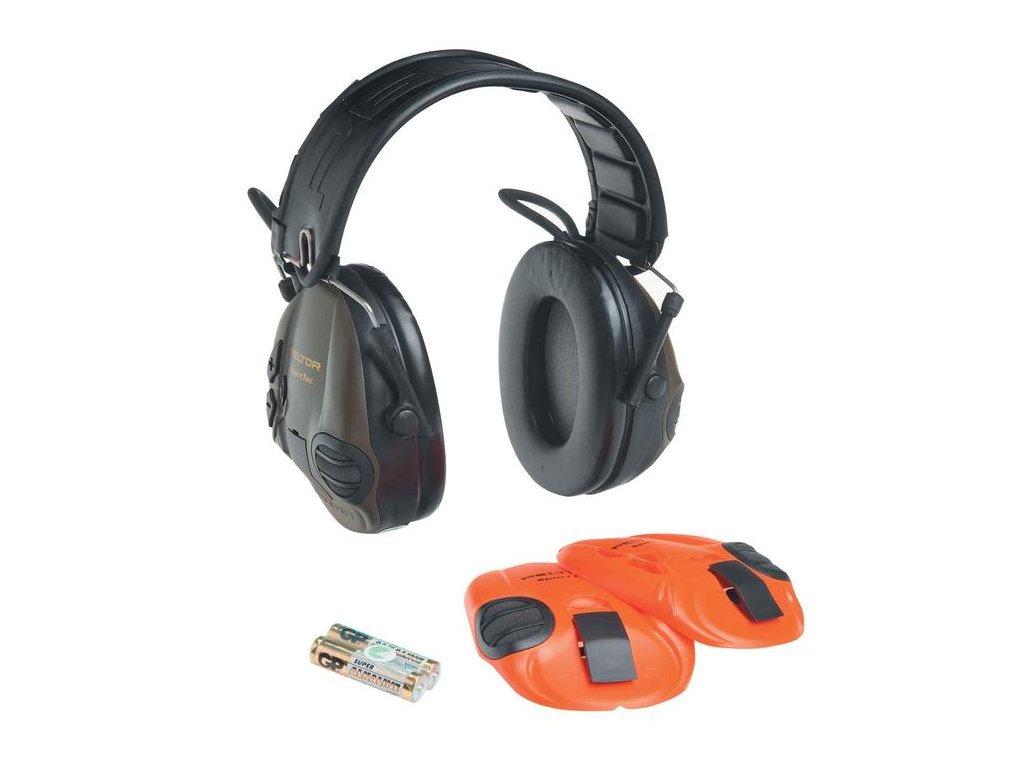 Elektronická střelecká sluchátka 3M PELTOR SportTac GN