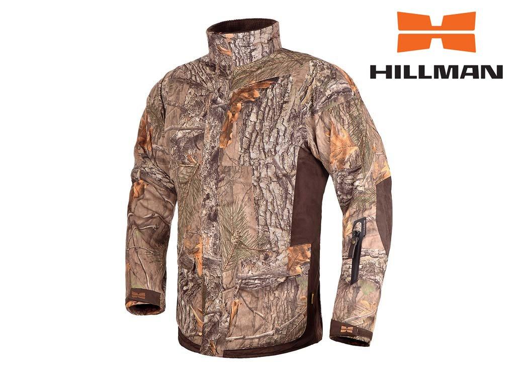 Hillman XPR Coat zimní bunda b. Kamufláž