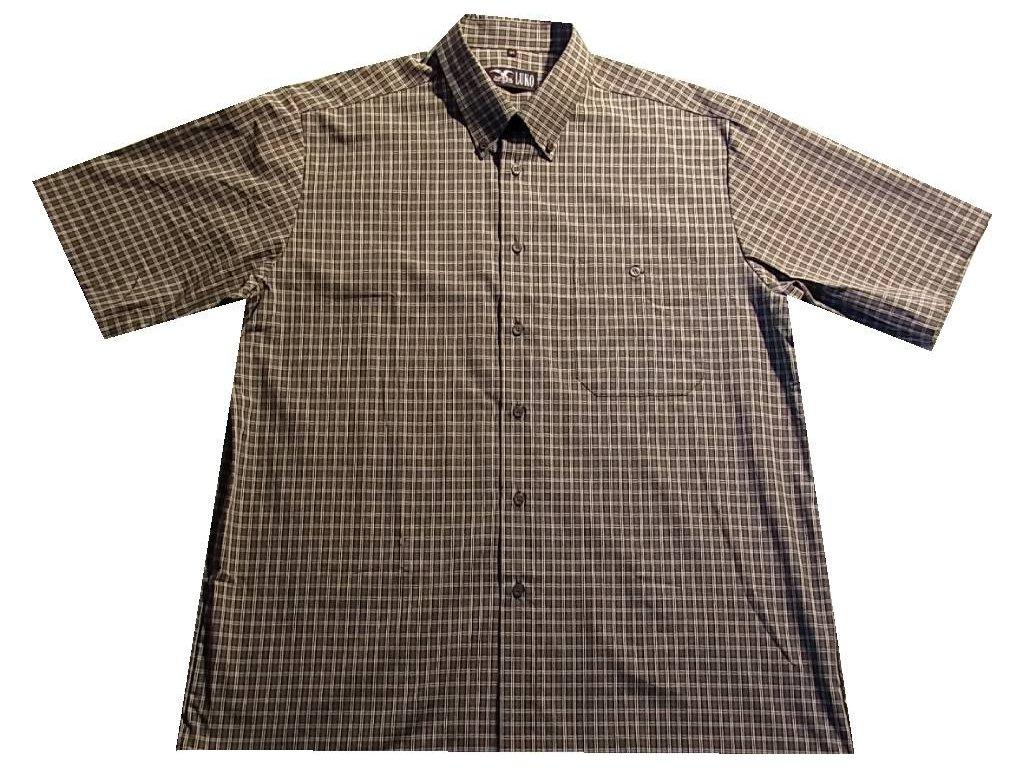 Myslivecká košile Luko s propnutým límcem