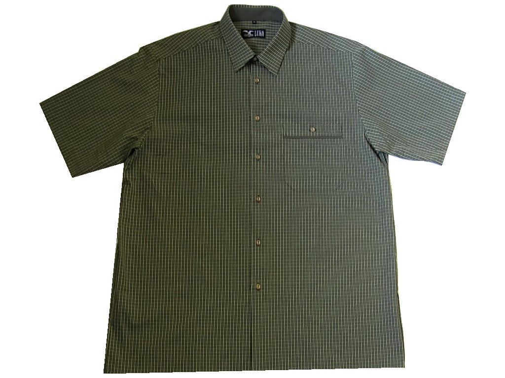 Myslivecká košile Luko zelená
