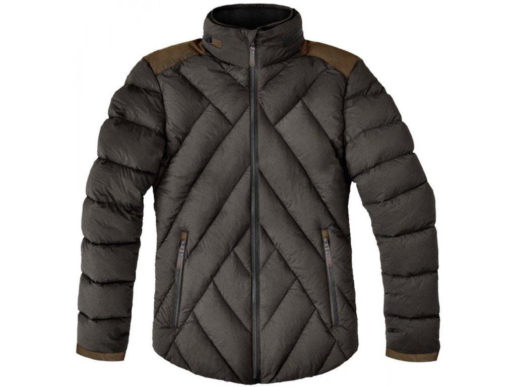 Down Jacket zimní bunda b. Černá