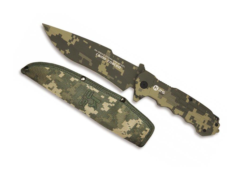 Taktický nůž Tactico K25