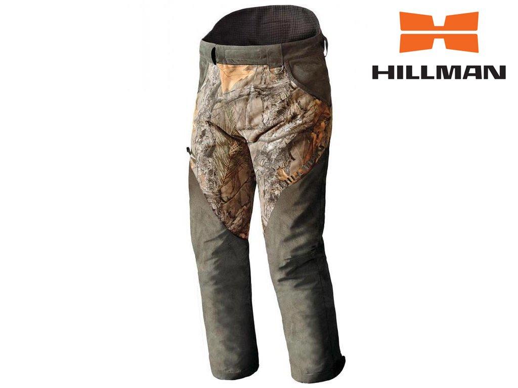 Fusion Junior Pants zimní kalhoty b. Kamufláž