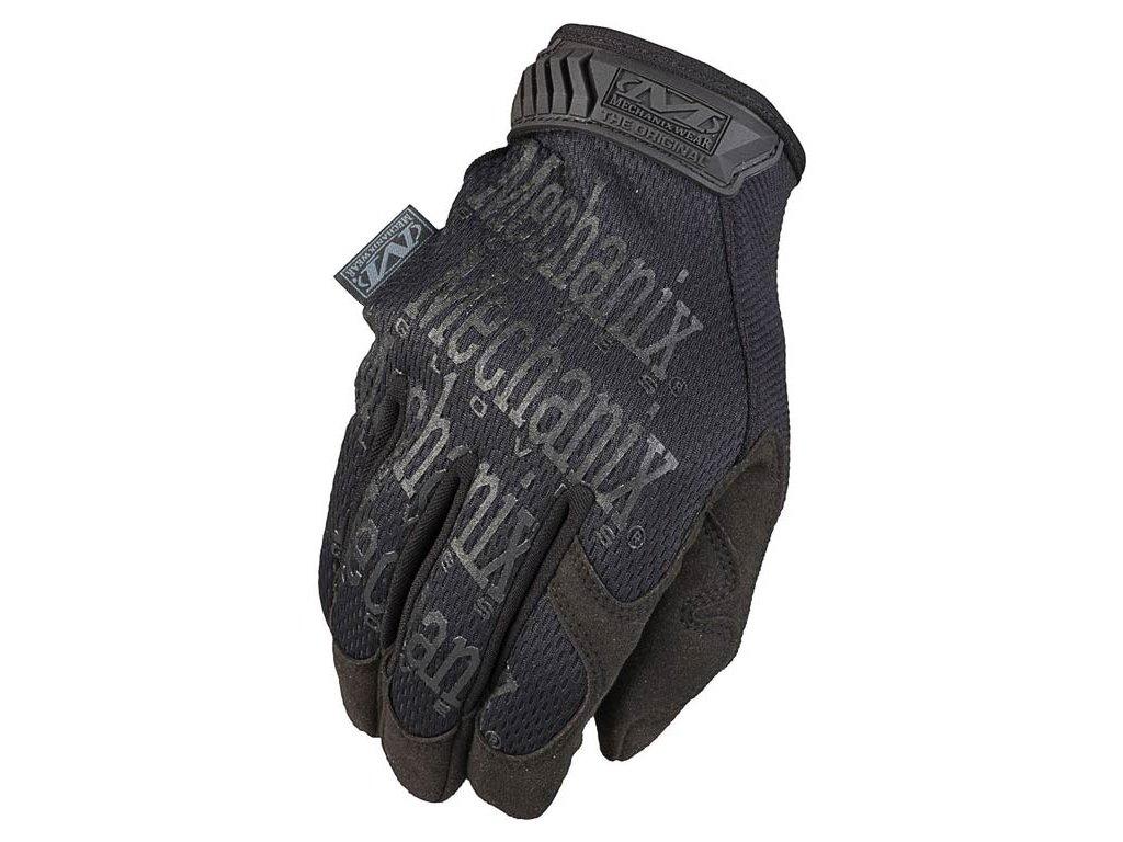 Mechanix Original taktické rukavice b. Černá