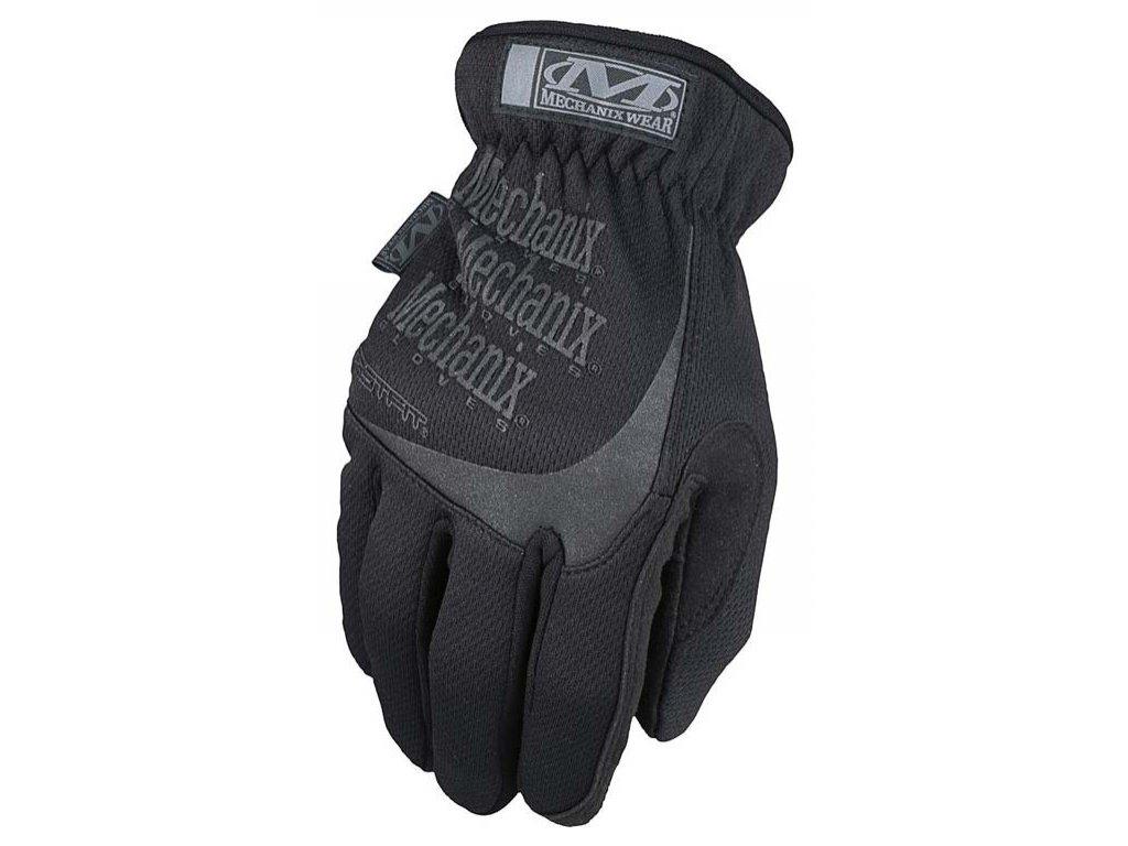 Mechanix Fastfit taktické rukavice b. Černá