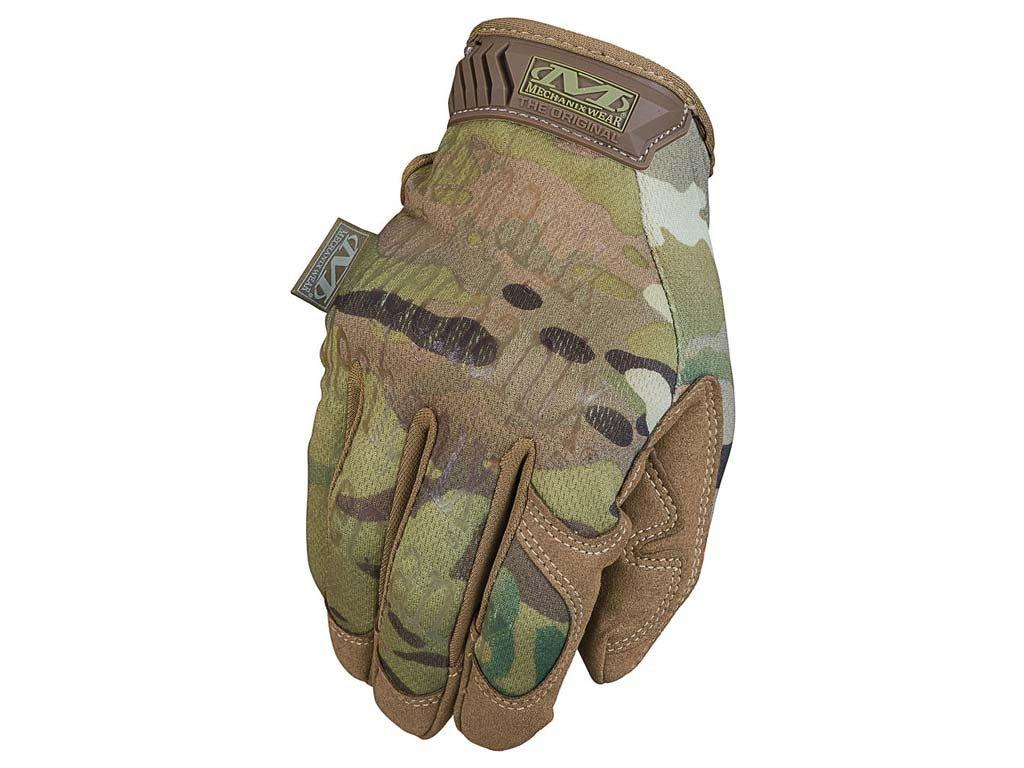 Mechanix Original taktické rukavice b. Kamufláž