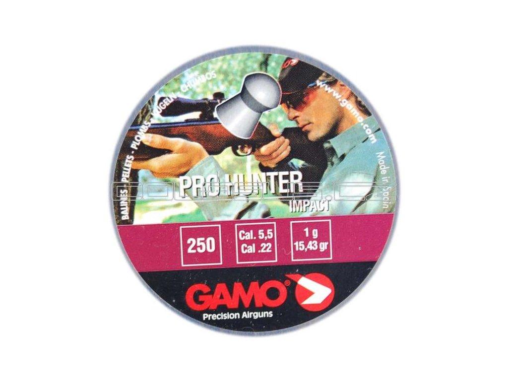 Diabolo Gamo Pro Hunter 5,5 mm 250 ks