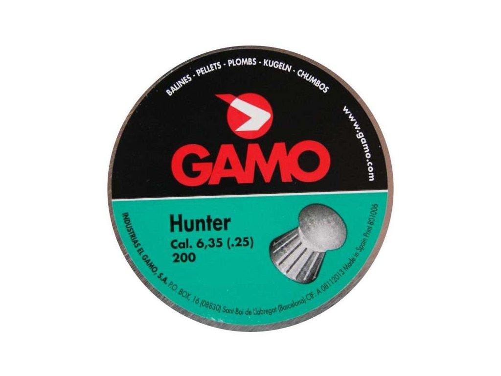 Diabolo Gamo Hunter 6,35 mm 200 ks