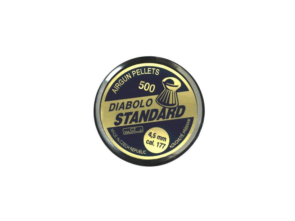 Diabolo Standard 4,5 mm 500 ks
