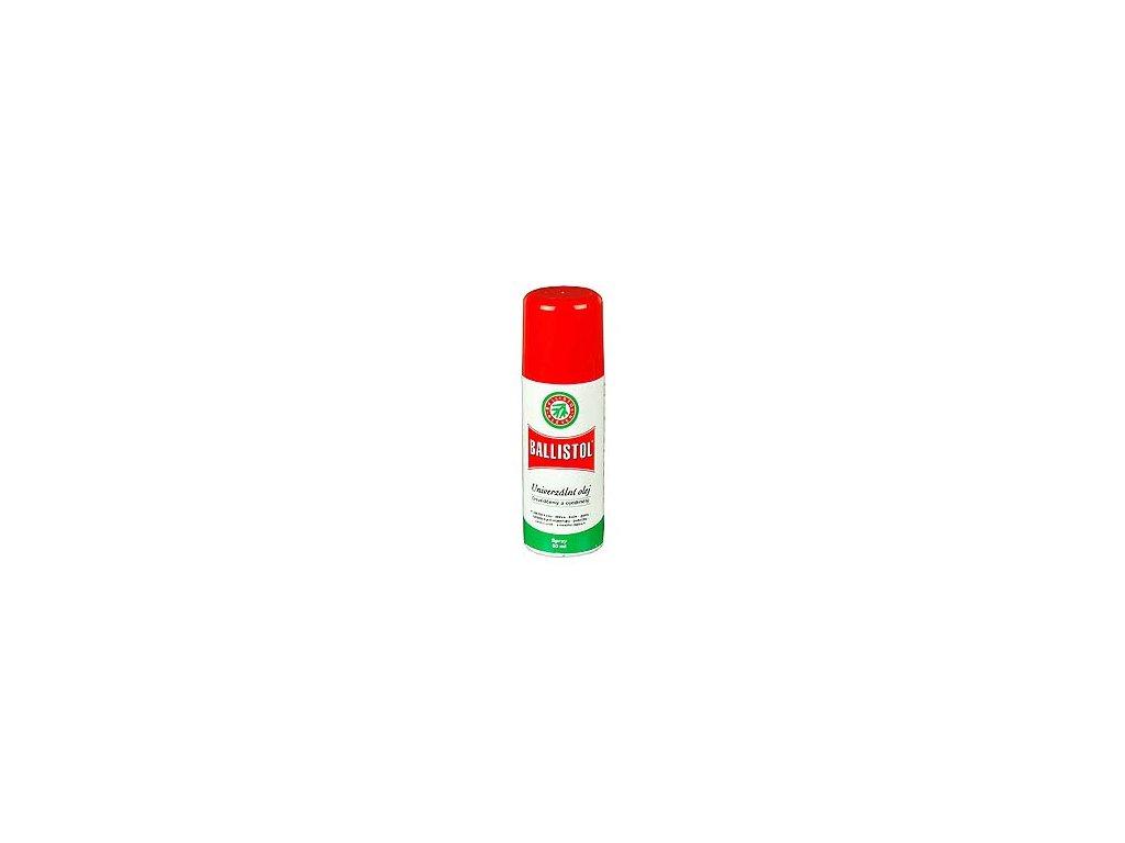 Univerzální olej Ballistol - spray 50 ml