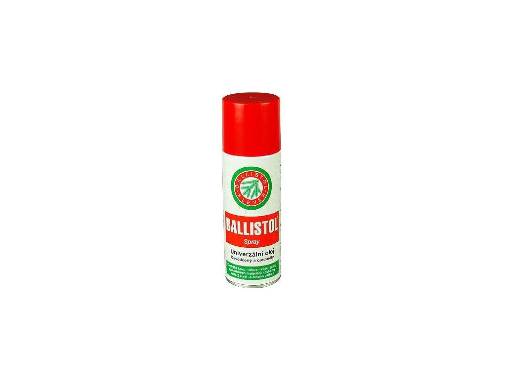 Univerzální olej Ballistol - 200 ml