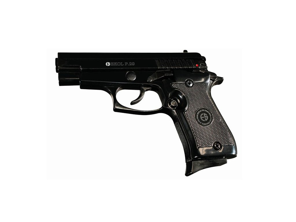 Plynová pistole Ekol Super P29 cal. 9 mm