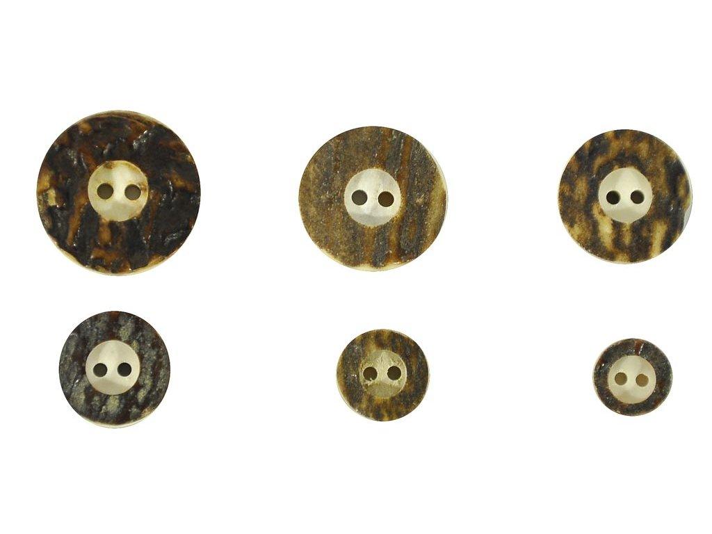 Knoflík paroh 14 mm