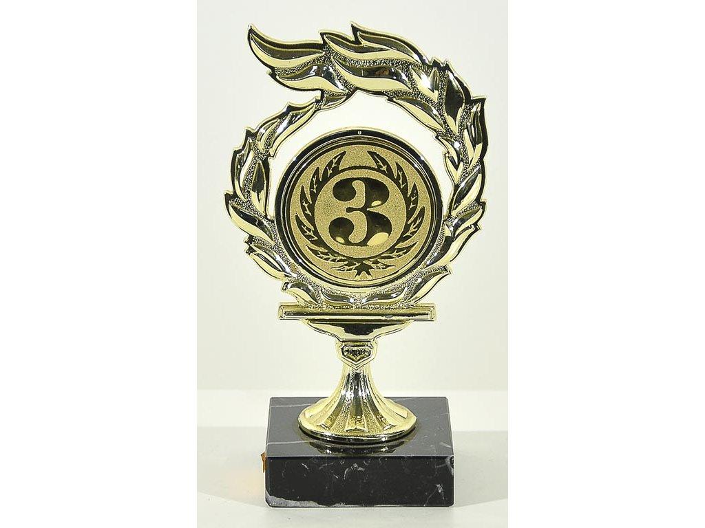 Zlatý  pohár - věnec
