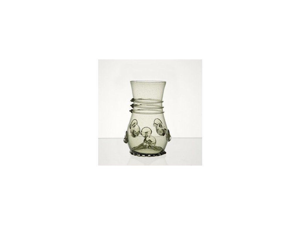 Široká váza Julie 4 dcl