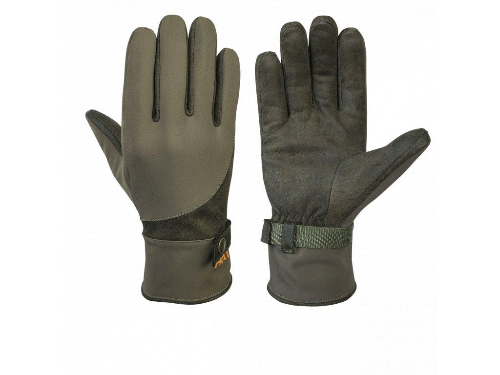 Holík rukavice Lena side open
