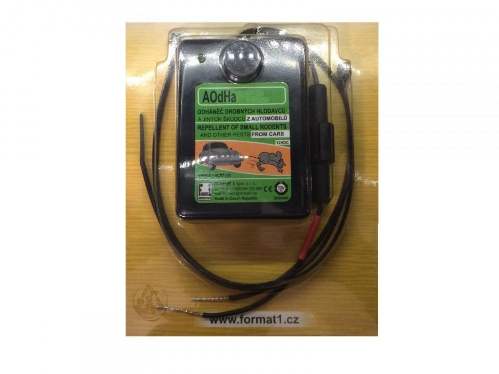 Elektrický odpuzovač krtků- slyšitelný