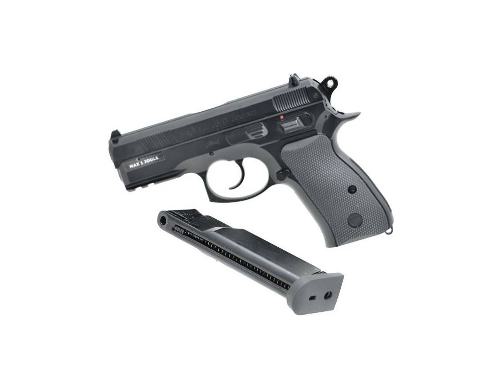 Airsoftová zbraň ASG CZ 75D gas
