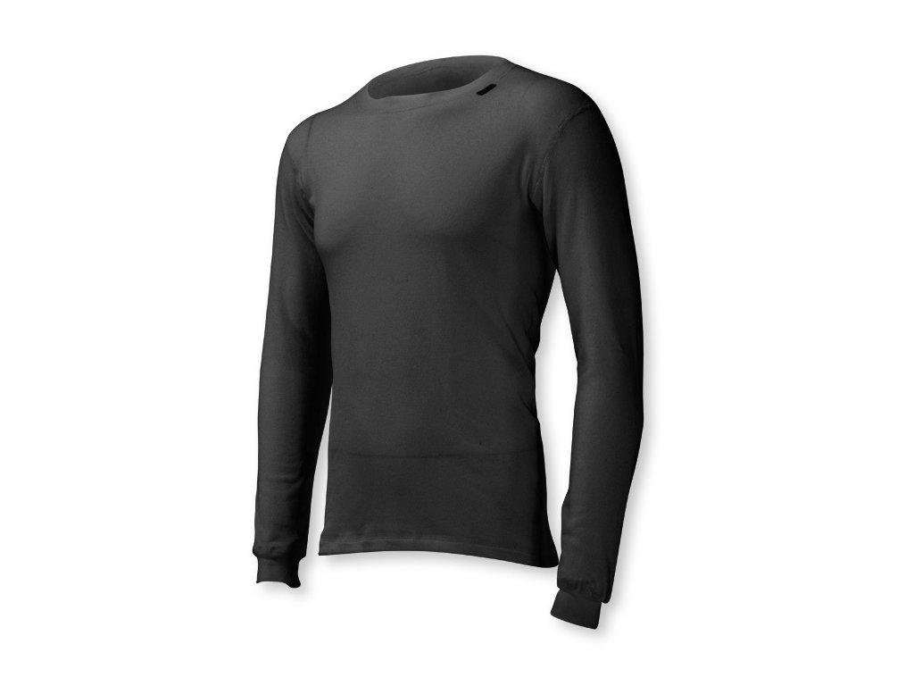 Myslivecké termo triko Lasting BTD - černé