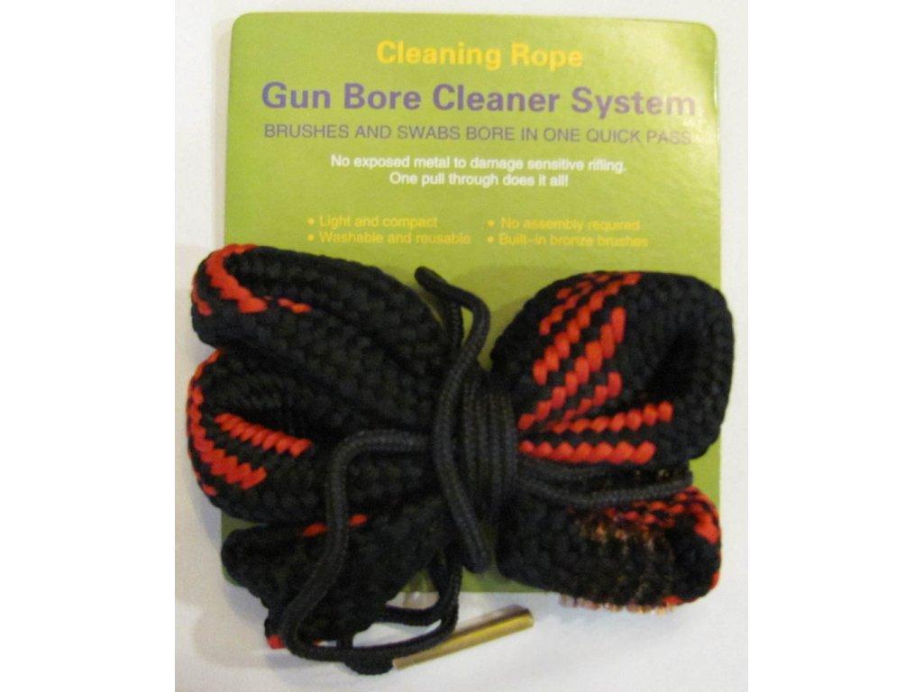 """Čistící šňůra na zbraň ráže 16"""" - Cleaning Rope Bore Snake"""