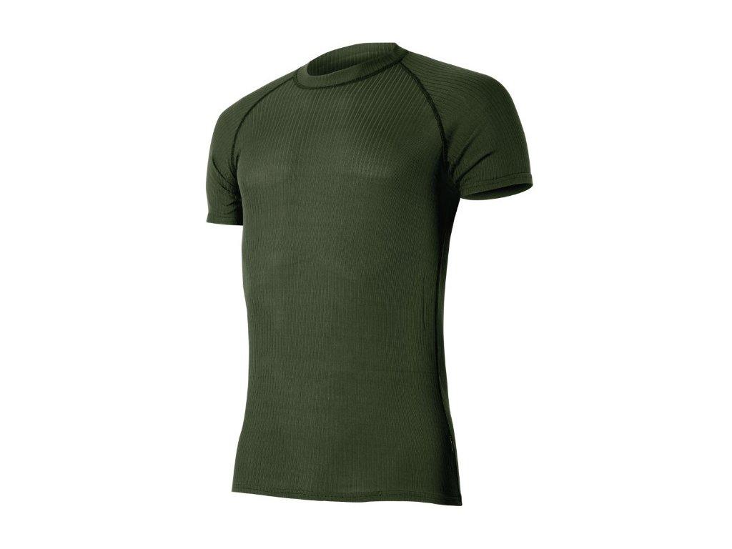 Myslivecké triko Lasting MTK - zelené
